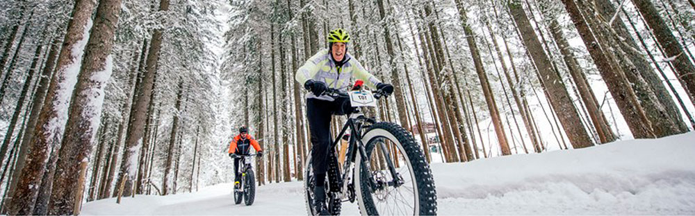 E-bike Fat - Hotel Clotes Sauze D'Oulx